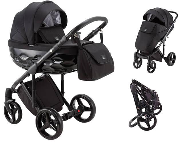 Wózek dziecięcy 2w1 ADAMEX CHANTAL Special Edition 1