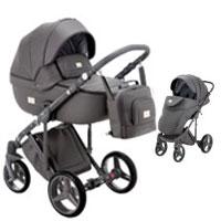 Wózek dziecięcy 2w1 ADAMEX LUCIANO DELUXE