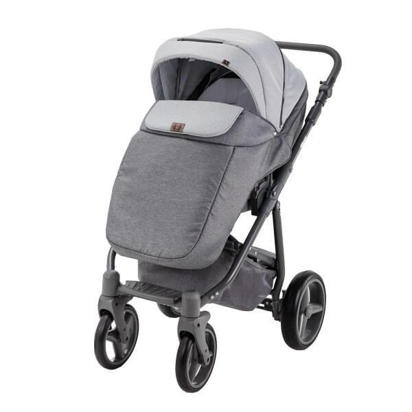 Wózek dziecięcy 2w1 ADAMEX REGGIO 4