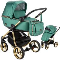 Wózek 2w1 Adamex REGGIO SHINE