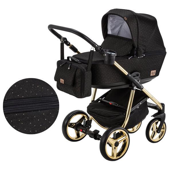 Wózek dziecięcy 2w1 ADAMEX REGGIO Special Edition 5