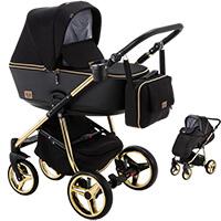Wózek dziecięcy 2w1 ADAMEX REGGIO Special Edition