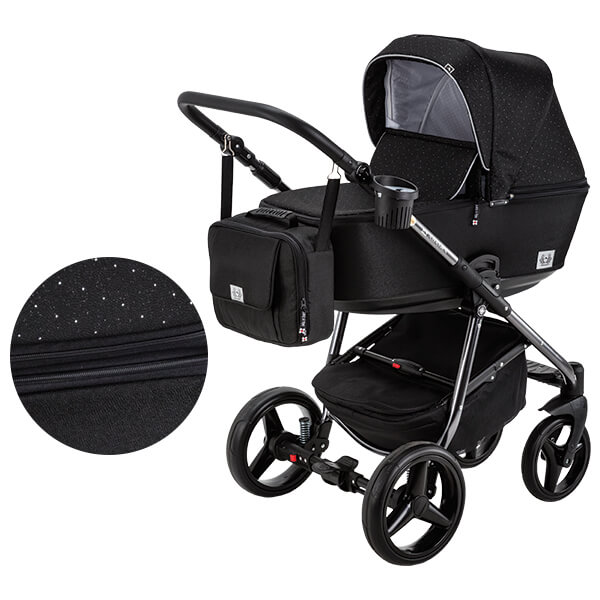 Wózek dziecięcy 2w1 ADAMEX REGGIO Special Edition 2