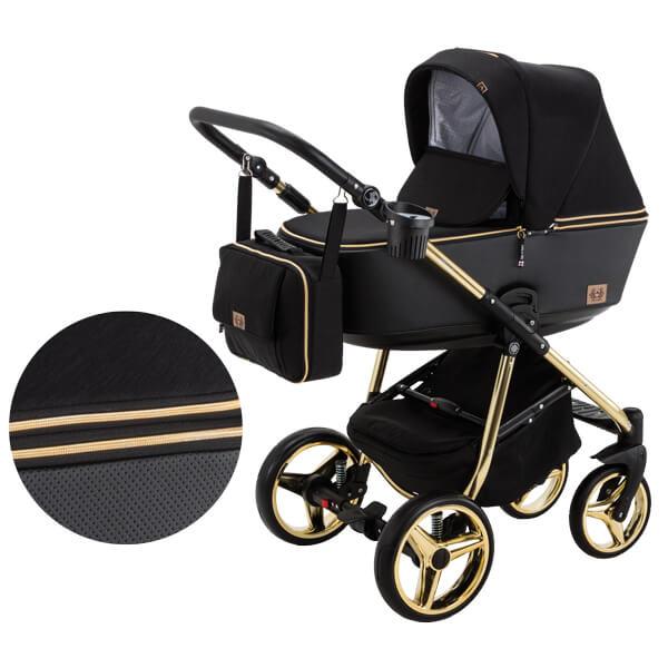 Wózek dziecięcy 2w1 ADAMEX REGGIO Special Edition 3