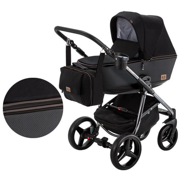 Wózek dziecięcy 2w1 ADAMEX REGGIO Special Edition 4