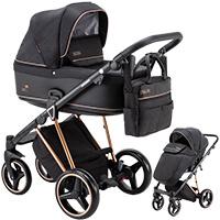 Wózek dziecięcy 2w1 Adamex VERONA Special Edition