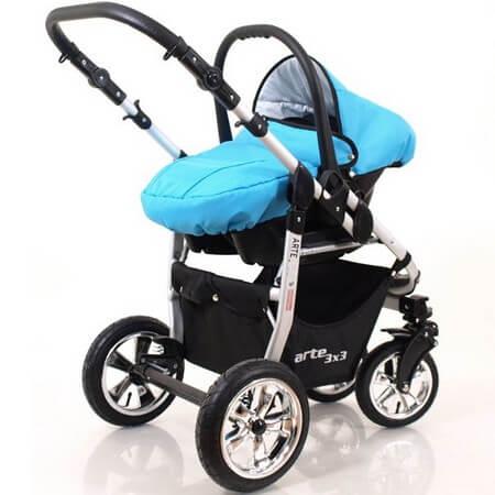 wózki dziecięce Adbor