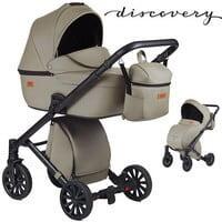 Wózek dziecięcy 2w1 ANEX CROSS 2.0 DISCOVERY + torba pielęgnacyjna