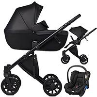 Wózek 3w1 ANEX e/type + fotelik samochodowy Maxi Cosi CITI