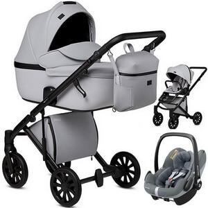 Wózek 3w1 ANEX e/type + fotelik Maxi Cosi PEBBLE PRO