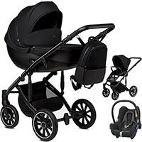 Wózek 3w1 ANEX m/type + fotelik Maxi Cosi CABRIO FIX