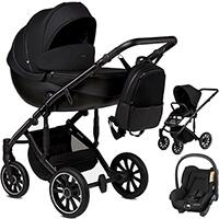 Wózek 3w1 ANEX m/type + fotelik samochodowy Maxi Cosi CITI