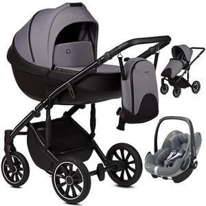 Wózek 3w1 ANEX m/type + fotelik Maxi Cosi PEBBLE PRO