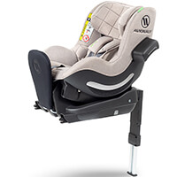 AVIONAUT AEROFIX RWF Soft Line fotelik z bazą IQ 0-18 kg