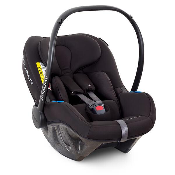 Fotelik samochodowy AVIONAUT PIXEL dla dzieci 0-13 kg i baza Isofix 4