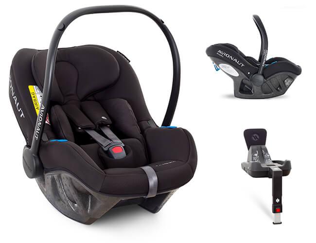 Fotelik samochodowy AVIONAUT PIXEL dla dzieci 0-13 kg 1