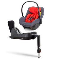 Fotelik samochodowy AVIONAUT PIXEL 2019 dla dzieci 0-13 kg + baza ISOFIX