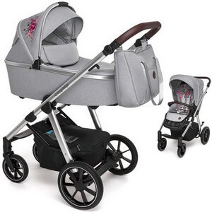BABY DESIGN BUENO wózek 2w1