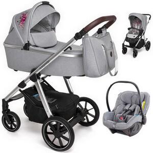 Wózek 3w1 Baby Design BUENO + fotelik Avionaut PIXEL