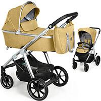 Wózek 2w1 Baby Design BUENO NEW