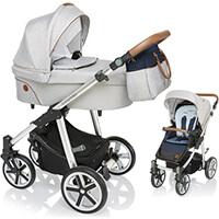 Wózek dziecięcy 2w1 BABY DESIGN DOTTY + torba - kolor 03