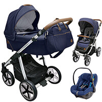 Wózek 3w1 BABY DESIGN DOTTY + fotelik Avionaut PIXEL