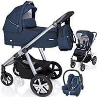Wózek 3w1 BABY DESIGN HUSKY + fotelik Maxi Cosi CABRIO FIX