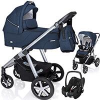 Wózek 3w1 BABY DESIGN HUSKY + fotelik Maxi Cosi PEBBLE PRO
