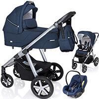 BABY DESIGN HUSKY wózek 3w1 z fotelikiem AVIONAUT PIXEL
