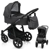 Wózek dziecięcy 2w1 BABY DESIGN LUPO COMFORT + torba