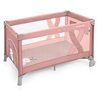BABY DESIGN SIMPLE łóżeczko turystyczne