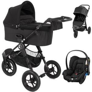 BABY JOGGER CITY ELITE 2 wózek 3w1 z fotelikiem MAXI COSI CITI
