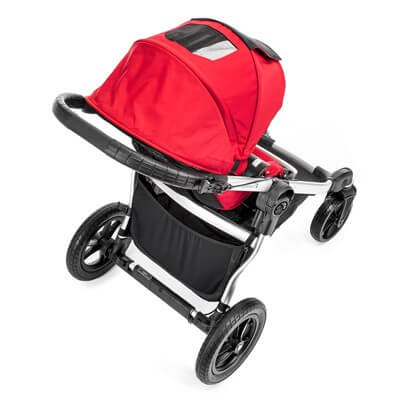 Wózek spacerowy BABY JOGGER CITY SELECT DOUBLE 2
