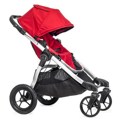 Wózek spacerowy BABY JOGGER CITY SELECT DOUBLE 3