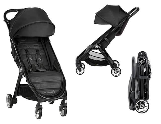 Wózek bliźniaczy spacerowy Baby Jogger CITY TOUR 2 DOUBLE 1