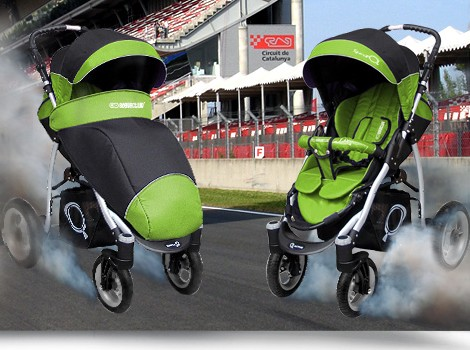 Babyactive Q spacerowy