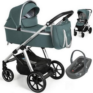 Wózek 3w1 Baby Design BUENO NEW + fotelik Swandoo ALBERT LITE