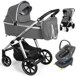 BABY DESIGN BUENO NEW wózek 3w1 z fotelikiem SWANDOO ALBERT