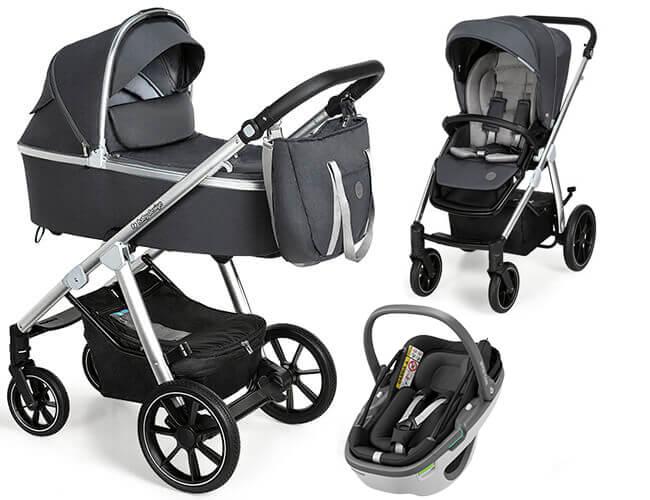 Wózek 2w1 Baby Design BUENO NEW 1