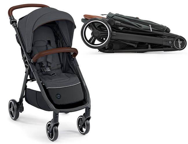 Wózek spacerowy Baby Design LOOK AIR 1