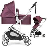 Wózek dziecięcy 2w1 BABYHOME VIDA PLUS