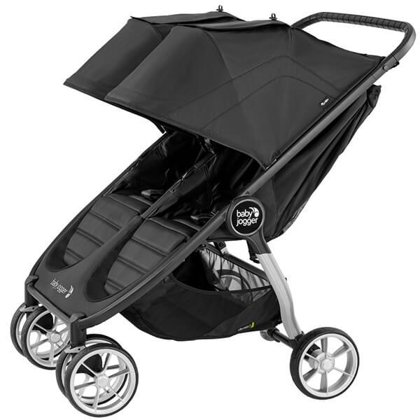 Wózek bliźniaczy spacerowy Baby Jogger CITY MINI GT2 DOUBLE 4