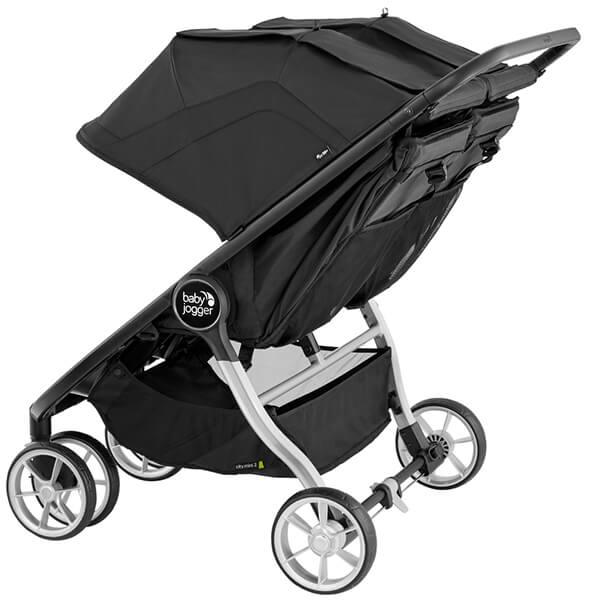 Wózek bliźniaczy spacerowy Baby Jogger CITY MINI GT2 DOUBLE 5