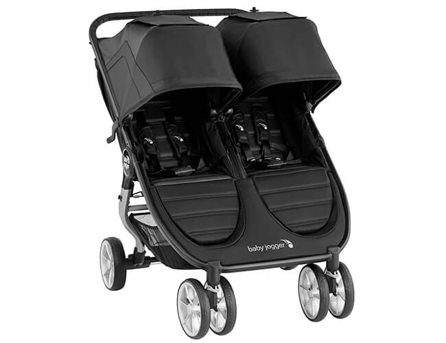 Wózek bliźniaczy spacerowy Baby Jogger CITY MINI GT2 DOUBLE 1