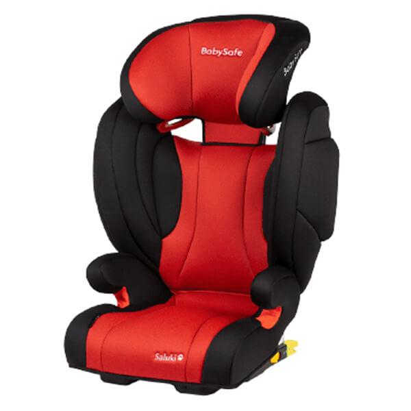 Fotelik samochodowy BabySafe SALUKI 15-36 kg 2