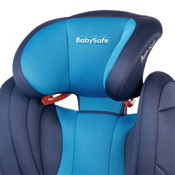 Fotelik samochodowy BabySafe SALUKI 15-36 kg 3
