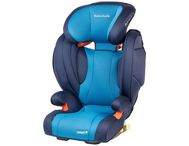 Fotelik samochodowy BabySafe SALUKI 15-36 kg 1