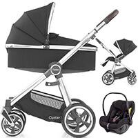 Wózek 3w1 BabyStyle OYSTER 3 + fotelik samochodowy Avionaut PIXEL