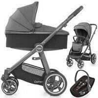 Wózek 3w1 BabyStyle OYSTER 3 + fotelik Swandoo ALBERT LITE