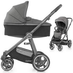 Wózek 2w1 BabyStyle OYSTER 3